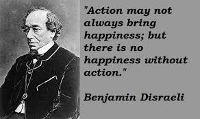 Benjamin Disraeli Quotes. QuotesGram via Relatably.com
