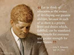 Image result for JFK as an inspiration