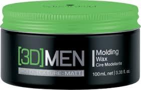 <b>Воск Schwarzkopf Professional</b> [3D]MEN Molding <b>Wax</b> 100мл ...