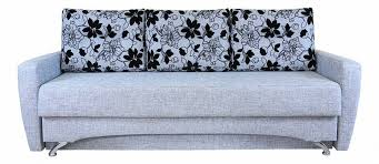 <b>Диван Шарм</b>-<b>Дизайн Опера</b> серые цветы — купить по выгодной ...