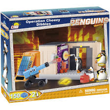 "<b>Конструктор Cobi</b> ""Пингвины Мадагаскара"" Операция ""Чиззи ..."