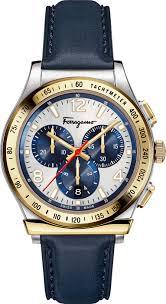 Наручные <b>часы мужские Salvatore</b> Ferragamo, SFDK00218, синий