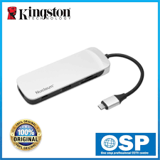 Kingston Nucleum <b>USB Type</b>-<b>C</b> Hub Adapter Converter to HDMI ...