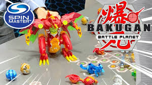 <b>Spin Master Bakugan</b> Battle Planet At Toy Fair 2019