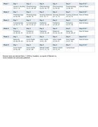 saunders study calendar allnurses study calendar 0000 jpg