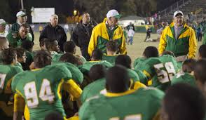 playing high school sports could give you an advantage in the job summerville high school athletic director and head football coach john mckissick c standing