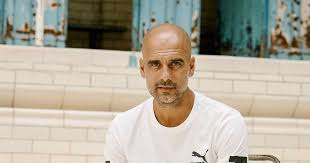 Pep Guardiola joins Manchester City in striking up a partnership with ...