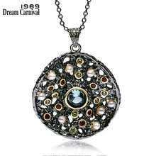 <b>cubic zirconia</b> necklace