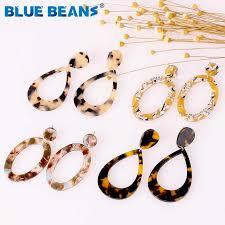 <b>Acrylic</b> acetate boho <b>earrings</b> for women 2019 earings fashion ...