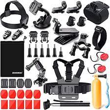 Zookki Camera Accessories Kit for Gopro Hero 7 6 5 ... - Amazon.com
