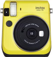 отзывы о <b>Fujifilm Instax Mini</b> 70 (желтый)