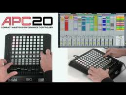 Akai <b>APC20</b>: Introduction - YouTube
