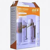 Набор <b>картриджей Atoll № 102 (для</b> А-550/560): продажа, цена в ...