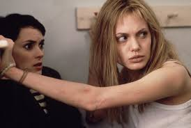 disabilities week crazy bitches versus indulgent little girls lisa angelina jolie confronts susanna winona ryder on her first day at claymore