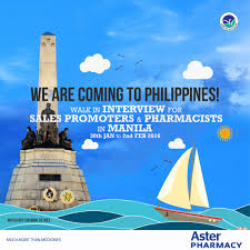 walk in interviews for s promoters pharmacists in walk in interviews for s promoters pharmacist from on 30th jan 2nd feb 2016 our facebook page facebook com or