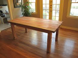 long wood dining table: diy solid brown reclaimed wood dining table with square legs ideas diy brown furnished reclaimed