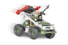 <b>Конструктор COBI Ракетный автомобиль</b> Rocket Support Vehicle ...