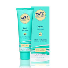 <b>Sport</b> - CōTZ® The Healthier <b>Sunscreen</b>