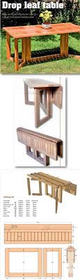 dining table woodworkers: drop leaf dining table plans furniture plans and projects woodwork woodworking woodworking plans woodworking projects