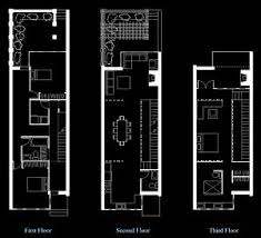 Home Plans  amp  Design   ROWHOUSE PLANSRow house designs and plans