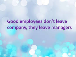 why good employees leave wgnetworks good employees