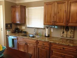 how to make kitchen cabinets: easy way to refinish kitchen cabinets of how update oak