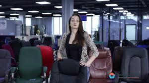 Обзор компьютерного <b>кресла Chairman</b> 668 LT - YouTube