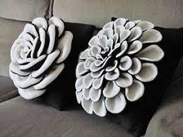 <b>Декоративные</b> диванные подушки   Войлочная подушка с ...