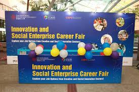 photo album category innovation social enterprise career fair 0424