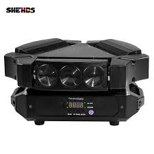 Aliexpress.com : Buy <b>New Arrival MINI LED</b> 9x10W LED Spider Light ...