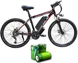 <b>SMLRO C6</b> plus <b>electric mountain</b> bike, 1000W 29-inch electric bike ...