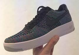 nike air force 1 flyknit colorways spring 2016 sneakernewscom air force 1 flyknit