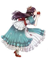 <b>Anime Snow White</b> Render by Natsi90 on DeviantArt