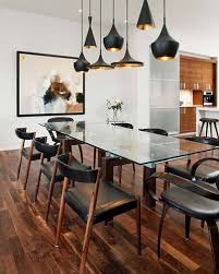 contemporary black kitchen lighting fixtures with black chairs dining room black kitchen lighting