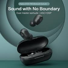 <b>New Arrival Haylou</b> GT2S Dual Master Earbuds︱AAC DSP High ...