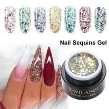 <b>Супер</b> Блестящий Алмазный <b>Гель</b>-<b>лак для ногтей</b> Алмазные ...