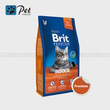 <b>Brit Premium Cat Indoor</b> (800g) | PET.COM.BD