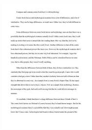 examples of essays for high school