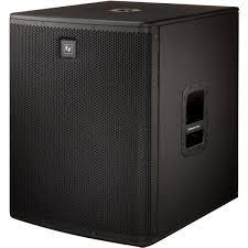 <b>Профессиональный пассивный сабвуфер Electro-Voice</b> ELX118