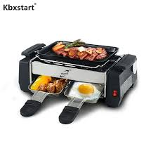 <b>Kbxstart 220V Multifunction Electric</b> Griddles Smokeless Barbecue ...