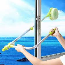 Телескопическая мощная <b>губка для чистки</b> окон и стекол, щетка ...