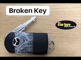 FIX Mazda <b>key</b> repair broken <b>Flip</b> - YouTube