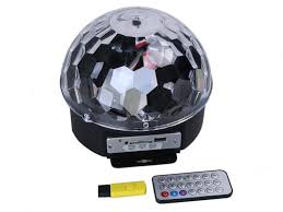 <b>Светодиодный диско шар Veila</b> MP3 1597 804 00 Руб - ElfaBrest