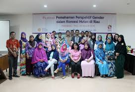 gfw user profile sita aripurnami and edriana noerdin global gender training workshop held by women research institute