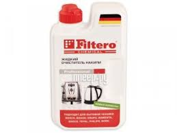 <b>Аксессуар Универсальный очиститель накипи</b> Filtero 605