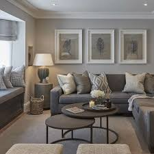 living room ideas grey small interior: one of my favourite shots from the esher project sophie paterson interiors i like the paintings in the back i could diy something similar for the bedroom