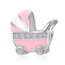 Stepforward Lovely Baby Gift Enamel 925 Sterling ... - Amazon.com
