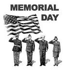 Memorial Day military figures
