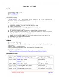 Sample Resume of Fashion Retail Buyer Resume