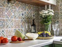 22 лучших изображений доски «Квартира. Кухня. Кафель» в ...
